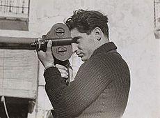 Robert Capa – vojnový fotograf