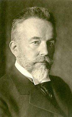 Aurel Stodola – zakladateľ teórie parných a plynových turbín.