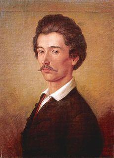 Sándor Petőfi, slovenský básnik maďarským národným hrdinom