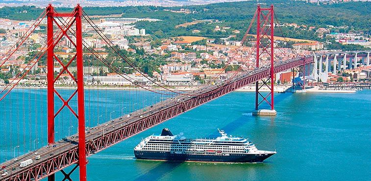 Najstarší lisabonský most