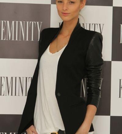 Michaela Kociánová – najúspešnejšia slovenská modelka súčasnosti