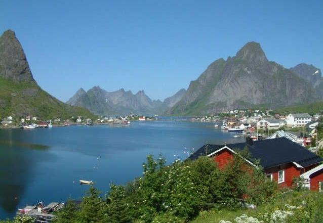 Nórsko – Raj hubárčenia a lovenia rýb