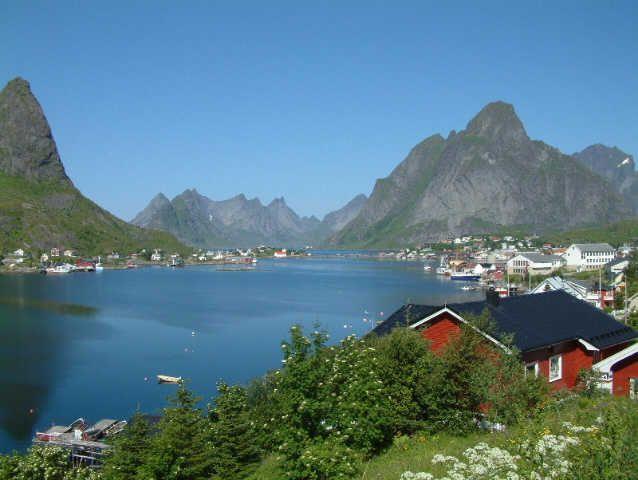 Norsko - Lofoten