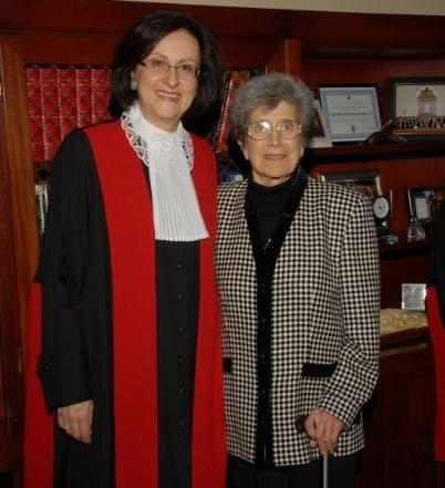Eva Petras – sudkyňa Najvyššieho súdu v Quebecku
