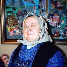Zuzana Chalupová –  známa insitná maliarka