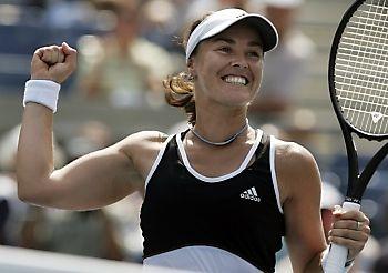 Martina Hingisová – švajčiarska tenistka slovenského pôvodu