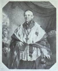 Juraj Haulik – prvý arcibiskup v Záhrebe