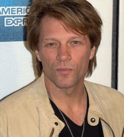 Jon Bon Jovi má slovenské korene