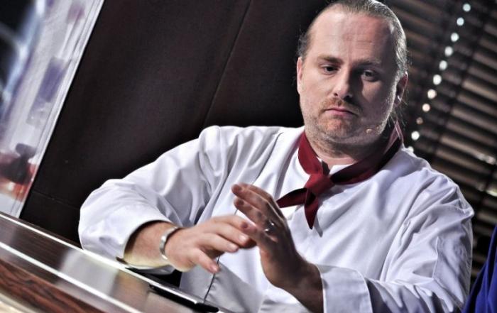 Michal Rabina – úspešný šéfkuchár