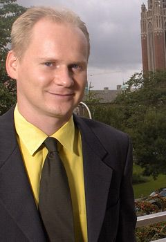 Ľuboš Pástor – vysokoškolský pedagóg v Chicagu