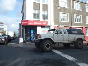 Obľúbené autá Islanďanov