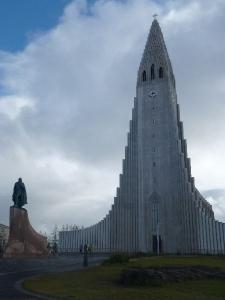 Katedrála v Reykjavíku