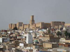 Stredoveké hradby mesta Sousse