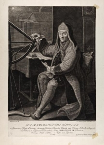 Maximilián Hell, (* 15. máj 1720, Štiavnické Bane – † 14. apríl 1792, Viedeň)