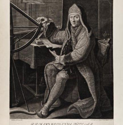 Maximilián Hell – slávny slovenský vedec