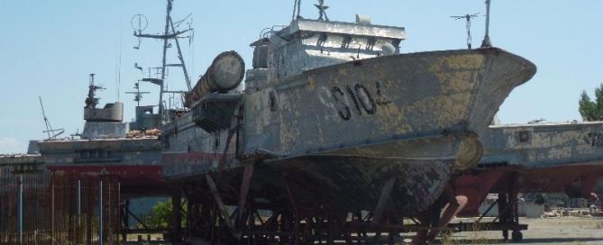 Starý vojenský prístav