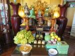 Obetný oltár pána Ho Huy II.