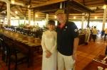 S čašníčkou Tang Huoc.