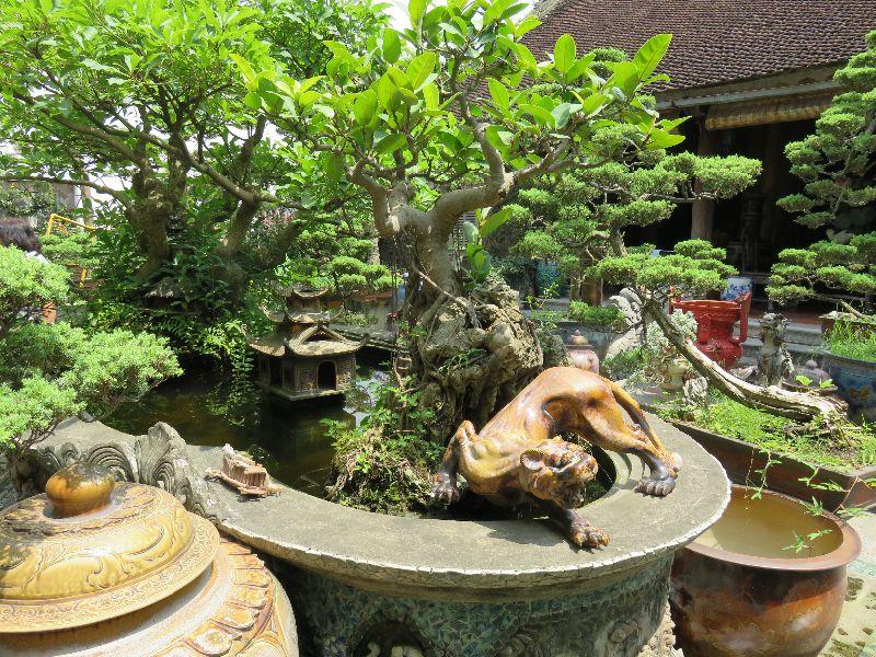 Záhrada starých tradícií.