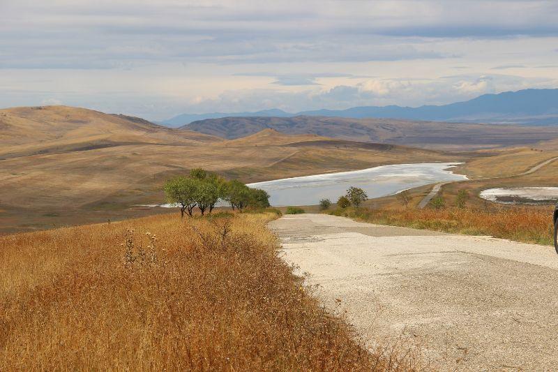 Cesta v Gruzii
