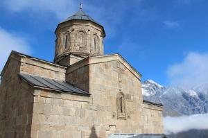 Kamenný chrám kláštora