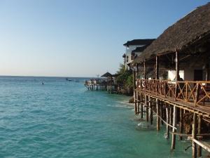 Príboj na Zanzibare I