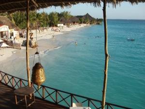 Príboj na Zanzibare II
