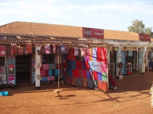 Obchod s textilom