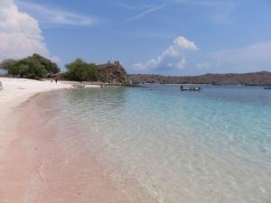Ružová pláž II