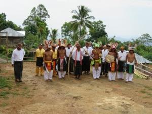 Tanec v dedine I