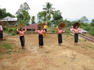 Tanec v dedine II