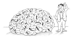 India, labyrint, ilustr. Vanek