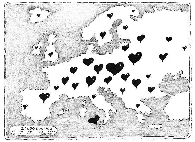 Srdce Európy