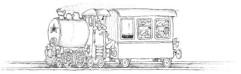 Vlak 2, ilust. Vanek