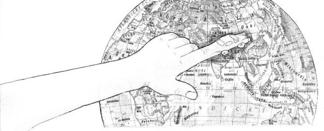 Glóbus 2, ilustr. Vanek