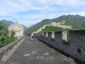 Čínsky múr s WC