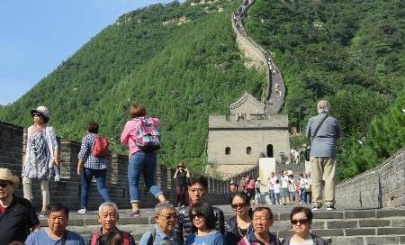 Pri Veľkom múre