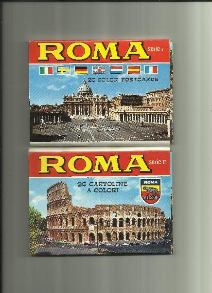 Rímske pohľadnice I a II