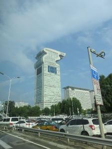 Vežiak v Pekingu
