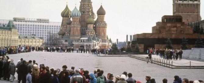 Čakanie na Lenina