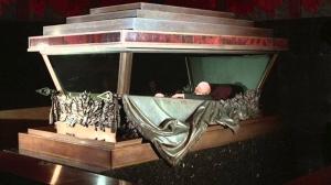 Lenin v mauzóleu