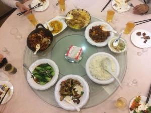 Na čínskom stole