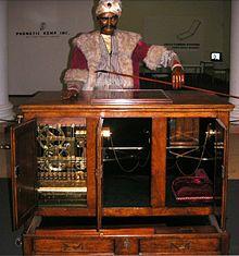 Kempelen, šachový stroj