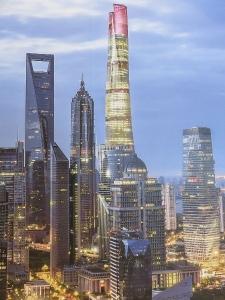 Vež v Šanghaji