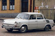 Škoda 1000MB