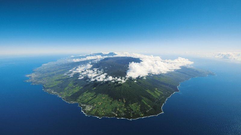 Ostrov La Reunion