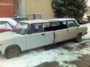 Žiguli limousine