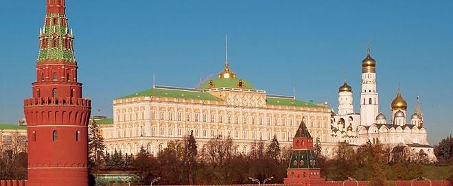 Moskovský Kremeľ