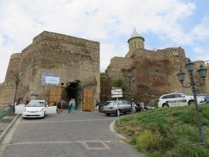 Pevnosť nad Tbilisi