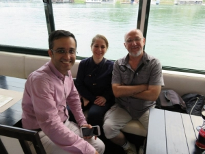 S iránskymi turistami